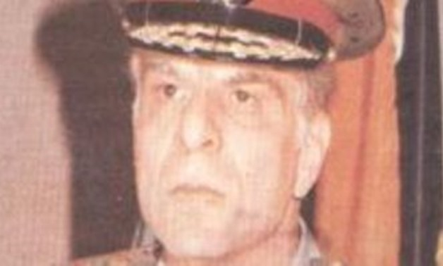 FILE - Former Chief of Staff of the Egyptian Armed Forces Lieutenant General Ibrahim al-Oraby between 1983 and 1987