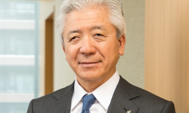 President and Chief Executive Officer of Toyota Tsusho Mr. Ichiro Kashitani - Photo courtesy of Toyota Tsusho