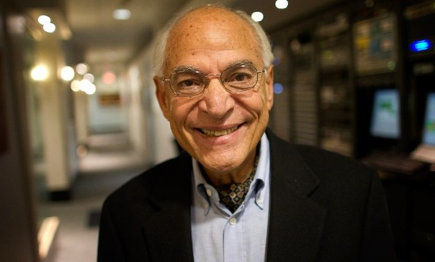 FILE: Farouk El-Baz, the Egyptian space scientist