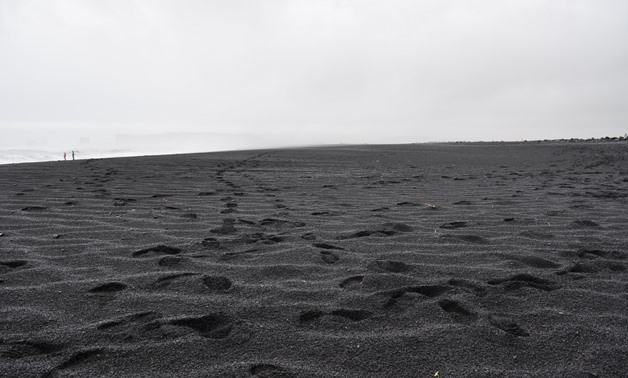 Black Sand via Wikimedia Commons