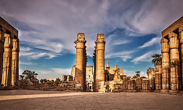 Luxor Temple - CC via Wikimedia Commons/Mahmoud al-Gazzar