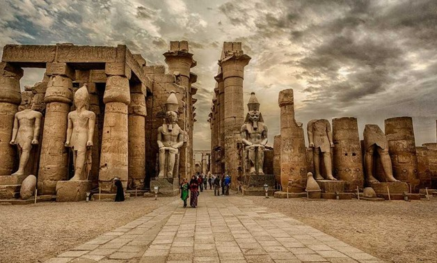 Beauty of Luxor West & East Banks - Luxor & Aswan Travel.