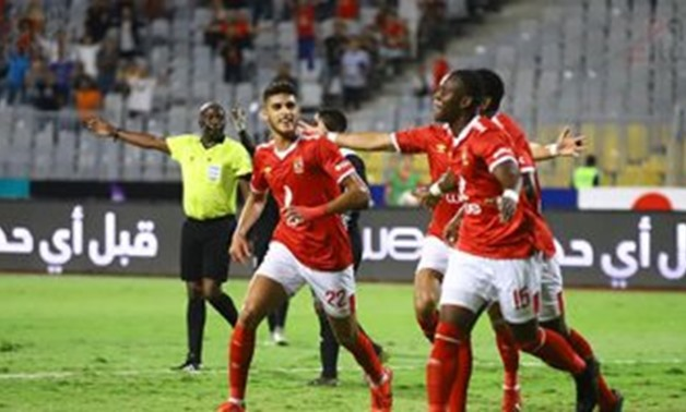 File- Al-Ahly players