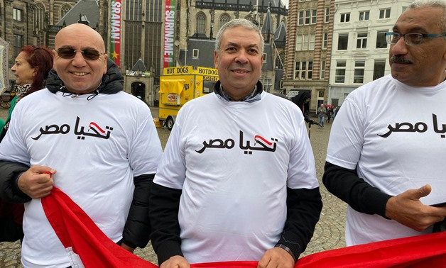 Egyptian community in Netherlands celebrates anniversary of October 6 victory