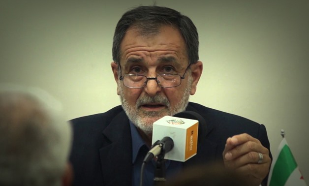 FILE: Riad Drar, the joint chairman of the Syrian Democratic Council (SDC)