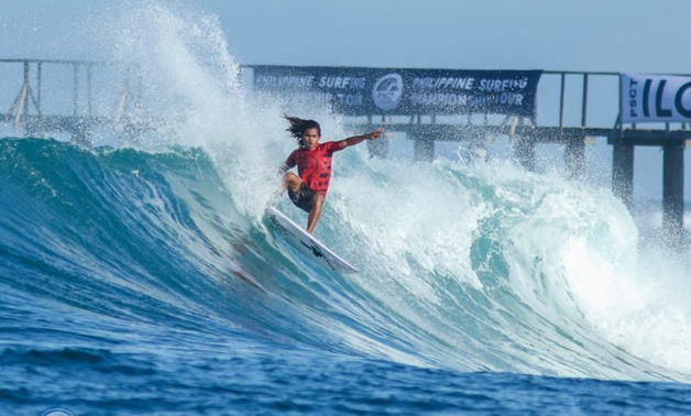 PRESS: It is pertinent to mention that Siargao hosted the first international surfing tournament in 1994.