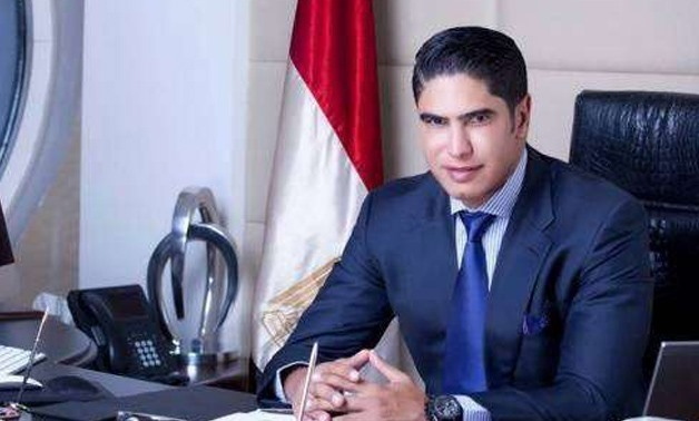 Businessman Ahmed Abu Hashima – Courtesy of his official Facebook page