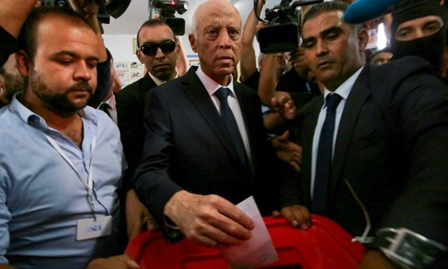 Law Professor Kais Said wins Tunisian presidential election