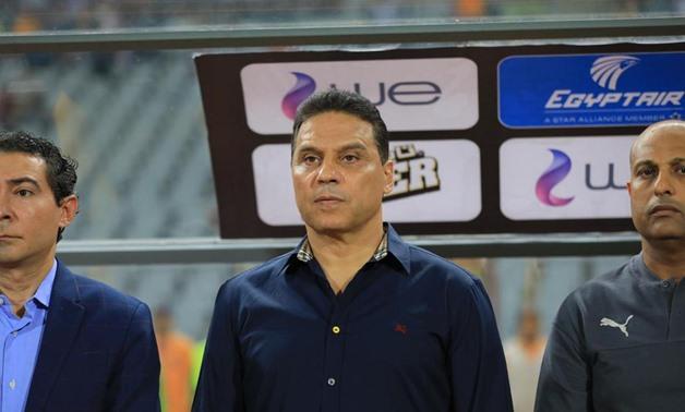 Hossam El Badry - FILE
