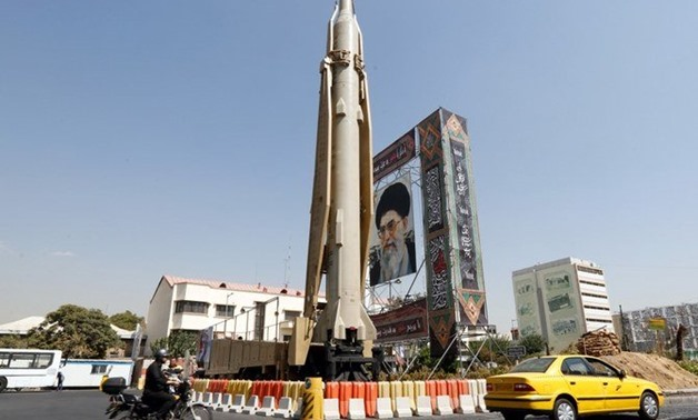 A UN ban on weapons sales to Tehran will come to an end in October 2020. (AFP/File photo)