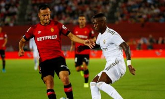 Vinicus Junior in Real Mallorca game - FILE