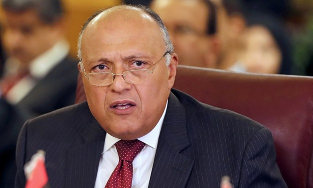 Egyptian Foreign Minister, Sameh Shoukry - REUTERS/Mohamed Abd El Ghany
