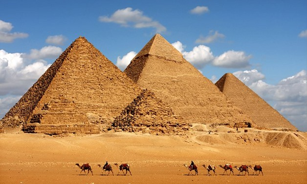 Great Pyramids of Giza - planetware