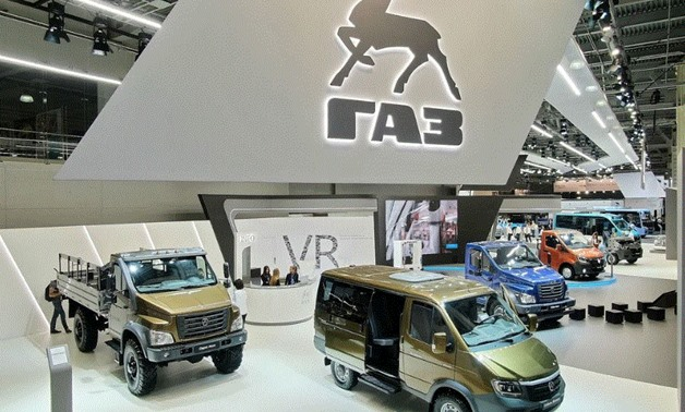 Russia's automotive manufacturing company GAZ via official website