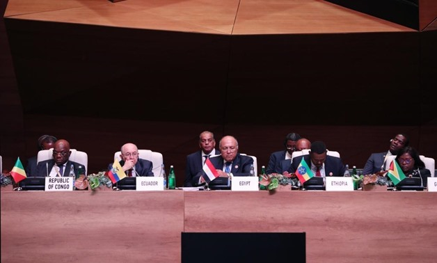 The 18th Summit of the Heads of State and Government of the Non-Aligned Movement (NAM) held in Azerbaijan - Press photo