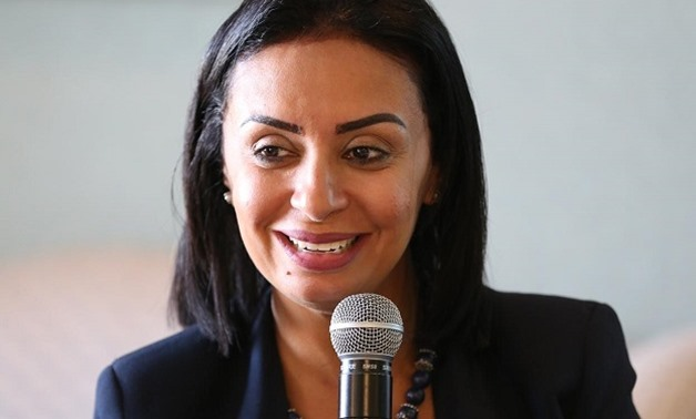 FILE: President of the National Council for Women (NCW) Maya Morsi