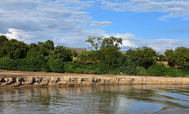 Along the Rufiji River in Selous Game Reserve- CC via Flickr/ Richard Mortel