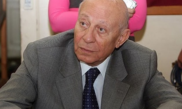 President of the National Council for Human Rights Mohamed Fayek - File