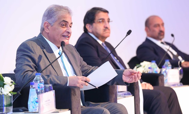 First session of Egypt Economic summit kicked off Tuesday, Nov. 12, in Cairo - Photo by Karim Abdel Aziz/Egypt Today