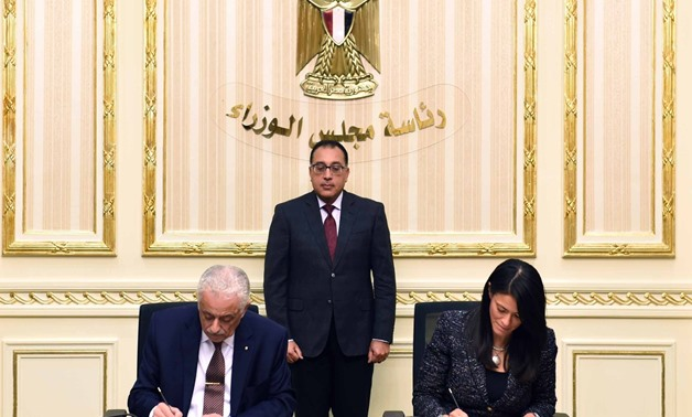 Ministers of education and tourism on Wednesday signed a protocol of cooperation that aims to spread tourism awareness among school students - Press photo