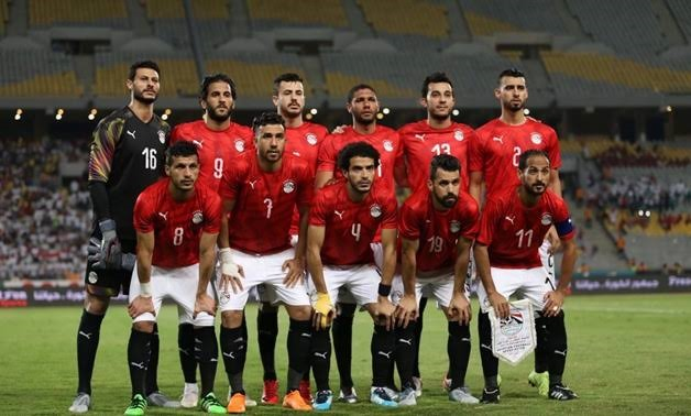 File- Egypt national team