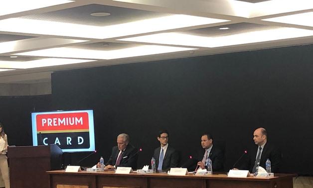 Mohamed Omran during a press conference on 20 November 2019 - Photo by Hanan Mohamed