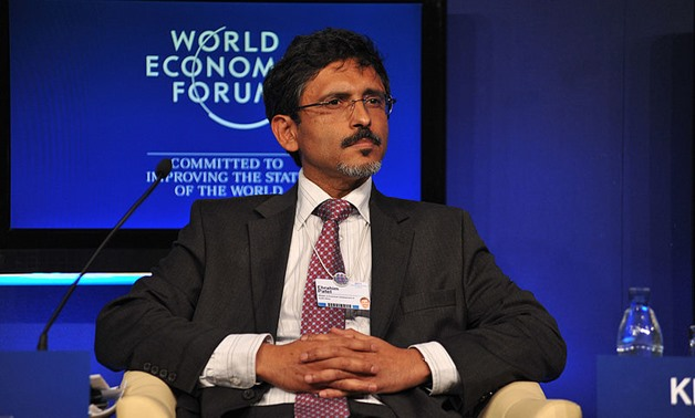 South African Minister of Trade and Industry Ebrahim Patel - CC via World Economic Forum