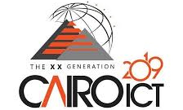 Logo of 23rd edition of Cairo ICT