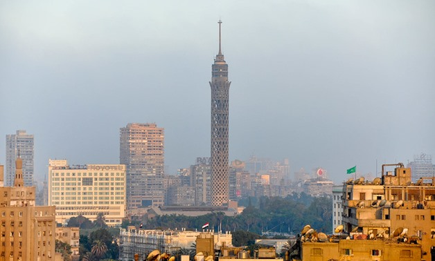 FILE - Cairo Tower - Flickr/Jorge Lascar