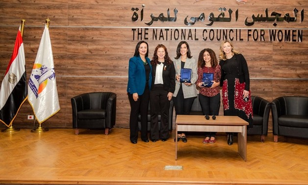 PRESS: NCW Head Dr. Maya Morsi highlighted that the Ministry of Culture, headed by Dr. Inas Abdel Dayem, will provide the opportunity to screen the film in cultural centers in all governorates.