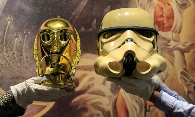 Star Wars collectibles -Reuters.