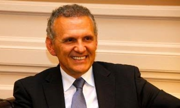 Presidential Commissioner for Humanitarian Issues and Overseas Cypriots Fotis Fotiou - Parikiaki