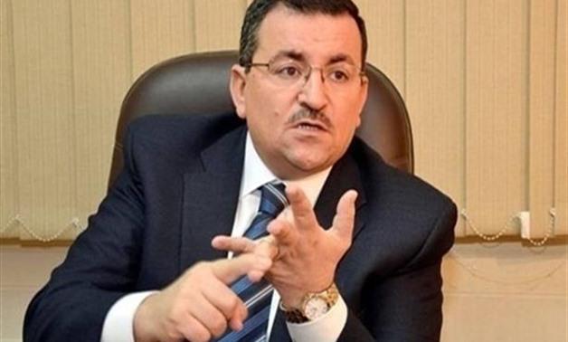 FILE - Minister of Information Osama Heikal