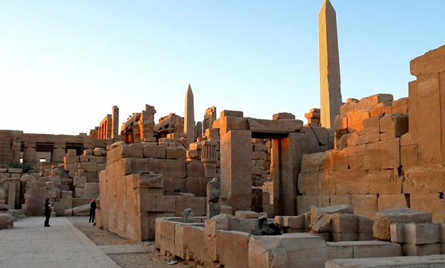 Ancient Egyptian site - Twitter