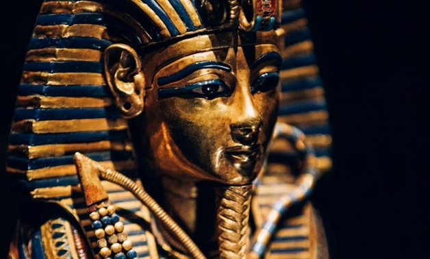 King Tut - Press photo