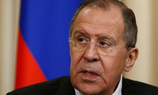 Russian Foreign Minister Sergei Lavrov - REUTERS