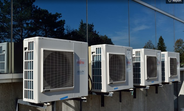 Air conditioners - Creative Commons