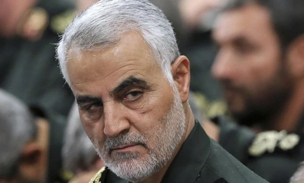 A US air strike in Baghdad has killed Iranian Major-General Qassem Soleimani. Credit: AP