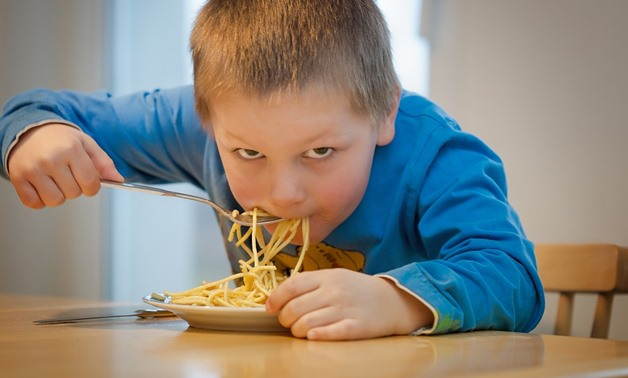 The tips help distracting children from food - Pixabay