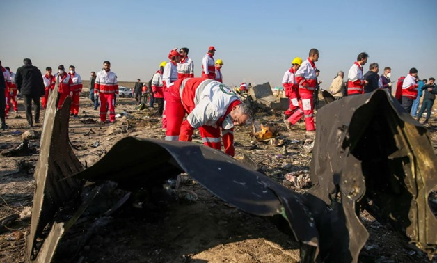 All 176 people on board were killed in the fatal crash, while the cause has been so far unannounced - Reuters