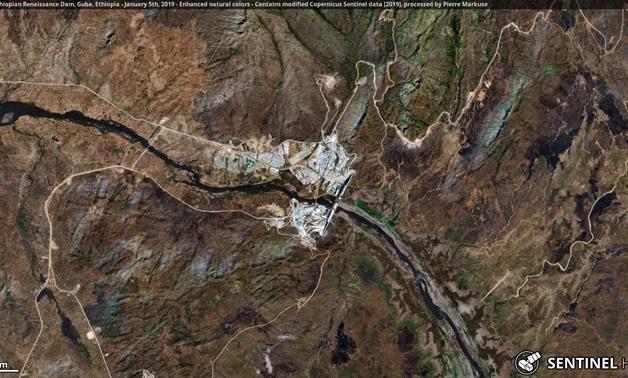 Grand Ethiopian Renaissance Dam, Guba, Ethiopia- CC via Flickr/Pierre Markuse