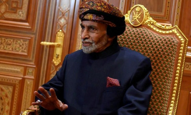 Late Sultan Qaboos - Reuters