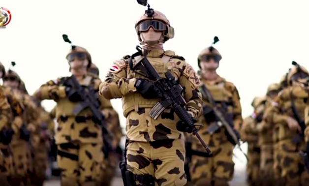 Egypt Today displays pictures of the new weapons and military equipment acquired by the Egyptian army and that took part in Qader 2020