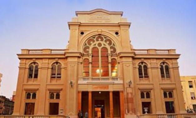 Alexandria's Eliyahu Hanavi Synagogue