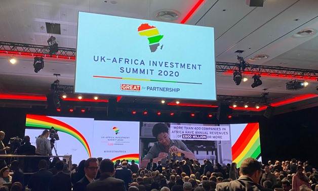 UK-Africa investment summit 2020 kicks off in London - Egypt Today