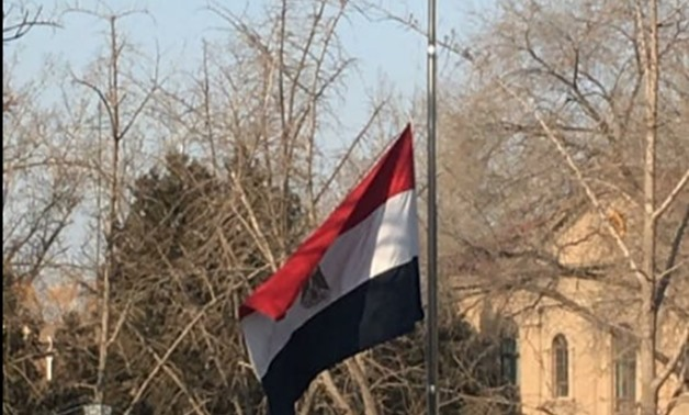 Egyptian embassy in China - photo from its official Facebook page