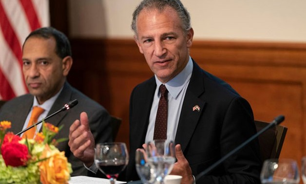 U.S. Ambassador to Cairo Jonathan R. Cohen - Photo via AmCham website
