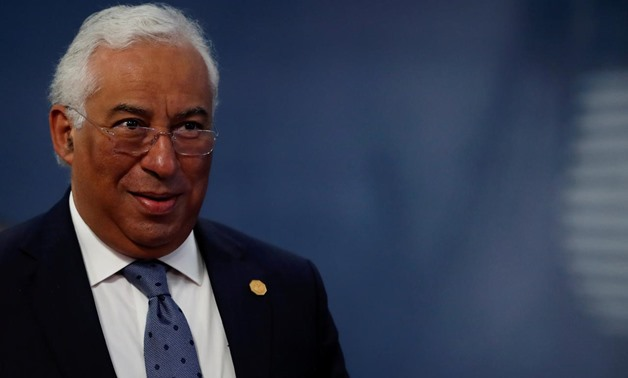 FILE PHOTO: Prime Minister of Portugal Antonio Costa arrives to attend the European Union leaders summit, in Brussels, Belgium December 13, 2019. REUTERS/Christian Hartmann/Pool/File Photo