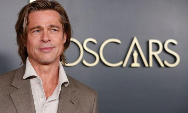 FILE PHOTO: Brad Pitt attends the 92nd Academy Awards Nominees Luncheon in Los Angeles, California, U.S., January 27, 2020. REUTERS/Mario Anzuoni.