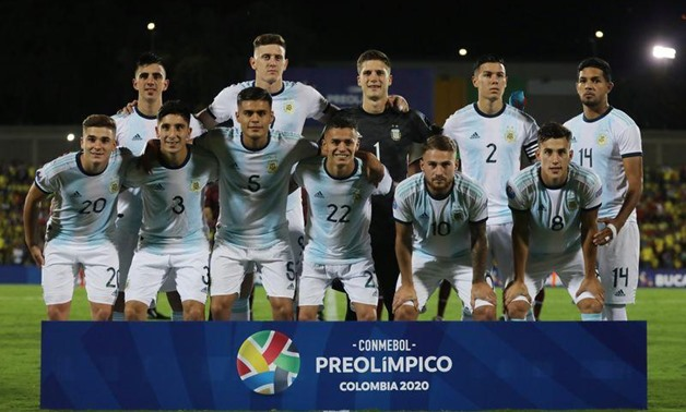 Argentina Qualify For Tokyo 2020 Football Tournament Egypttoday